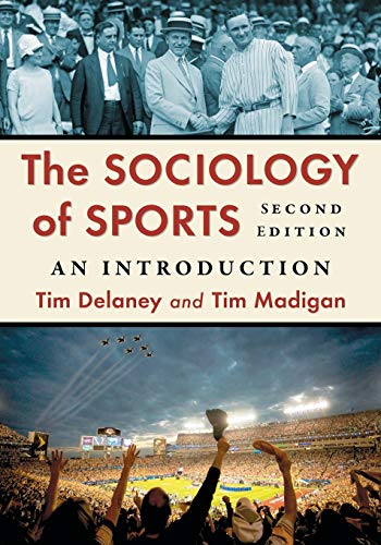 9780786497676: The Sociology of Sports: An Introduction, 2D Ed.