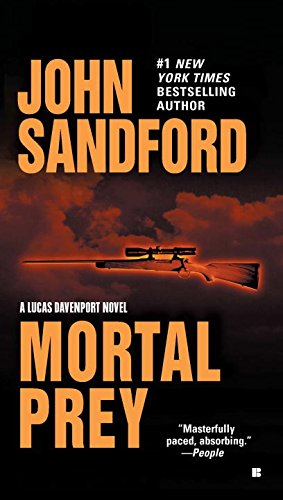 Mortal Prey (0786547243) by Sandford, John