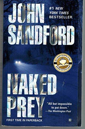 9780786548774: NAKED PREY (Berkley Paperback 2004)