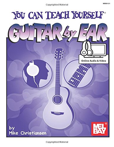 9780786600199: You Can Teach Yourself Guitar by Ear
