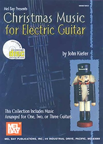 9780786600960: Christmas Music for Electric Guitar