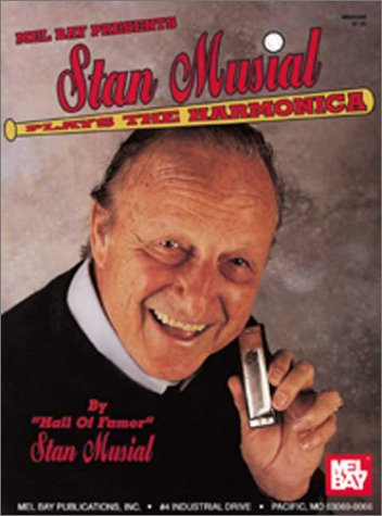 STAN MUSIAL PLAYS THE HARMONICA: Musial, Stan