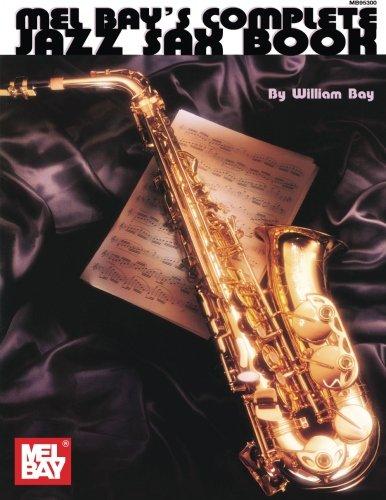 9780786602292: Complete Jazz Sax Book