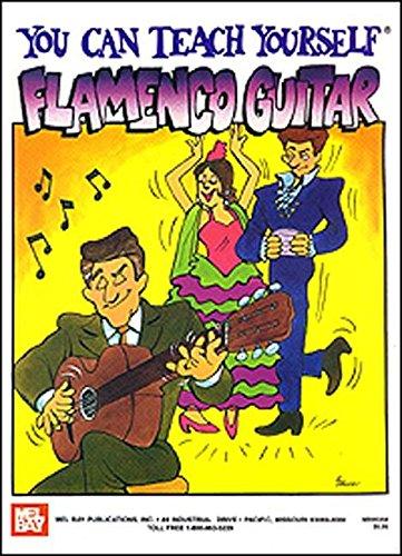9780786602346: You Can Teach Yourself Flamenco Guitar (Mbgu)