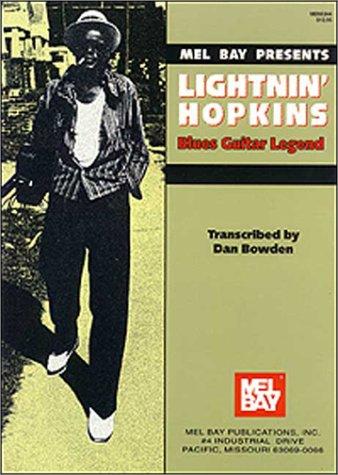9780786602384: Mel Bay Presents Lightnin' Hopkins: Blues Guitar Legend