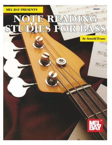 9780786602476: Mel Bay Note Reading Studies for Bass