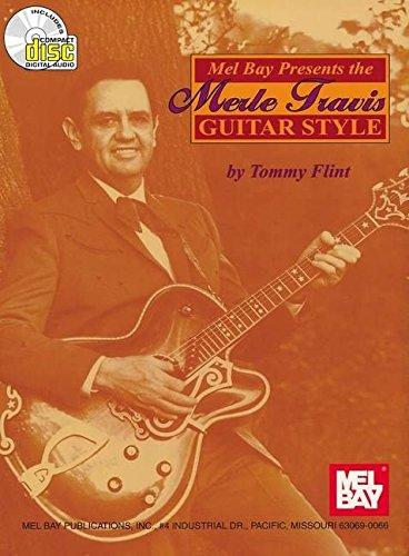 9780786602667: Mel Bay Presents The Merle Travis Guitar Style