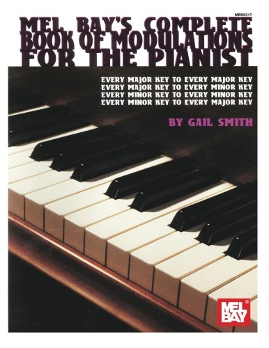 9780786602858: Mel Bay's Complete Book of Modulations for the Pianist