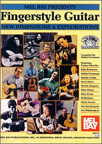 9780786602872: Finger Style Guitar: New Dimension & Explorations