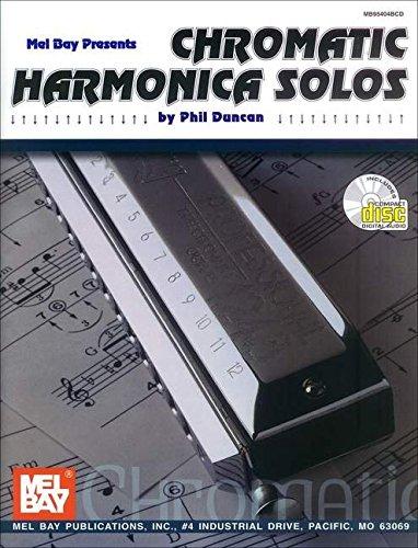 9780786603275: Chromatic Harmonica Solos