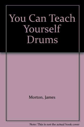 9780786603831: You Can Teach Yourself Drums