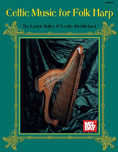 9780786604128: Celtic Music for Folk Harp