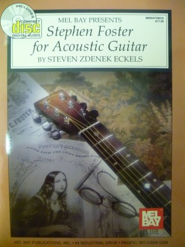 9780786605033: Stephen Foster for Acoustic Guitar