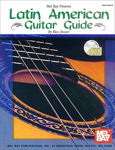 9780786605071: Latin American Guitar Guide