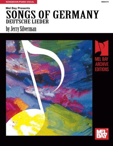 9780786605095: Songs of Germany: Deutsche Lieder