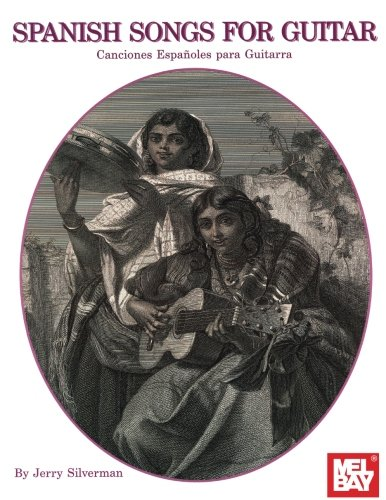 9780786605583: Spanish Songs for Guitar: Canciones Espanoles Para Guitarra (Archive Edition)
