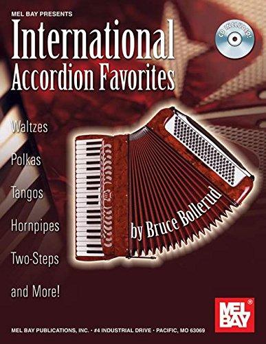 9780786607327: International Accordion Favorites
