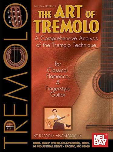 9780786607709: The Art of Tremolo: A Comprehensive Analysis of Hte Tremolo Technique for Classical, Flamenco, & Fingerstyle Guitar (Mel Bay Presents)