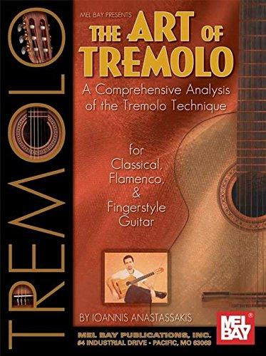 9780786607709: The Art Of Tremolo (Mel Bay Presents)