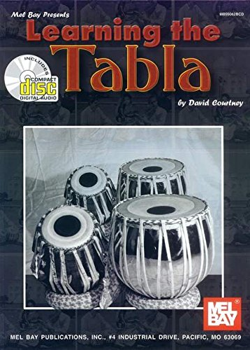 9780786607815: Mel Bay Learning the Tabla Book/CD Set