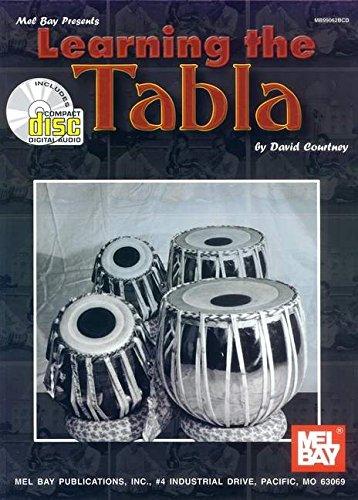 9780786607815: Mel Bay Learning the Tabla Book/CD Set