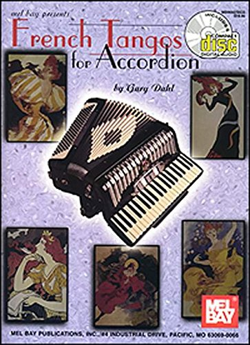 9780786608034: Mel Bay French Tangos for Accordion