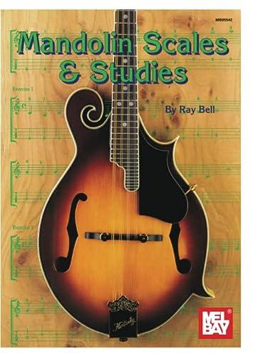 9780786608393: Mandolin Scales & Studies