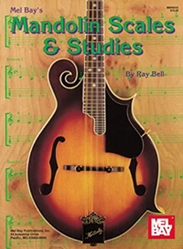 9780786608393: Mandolin Scales & Studies