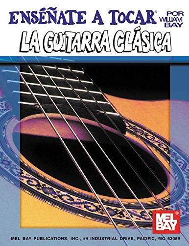 9780786608744: Ensenate A Tocar la Guitarra Clasica (You Can Teach Yourself)
