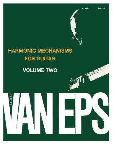 9780786609246: Harmonic Mechanisms for Guitar: Volume 2