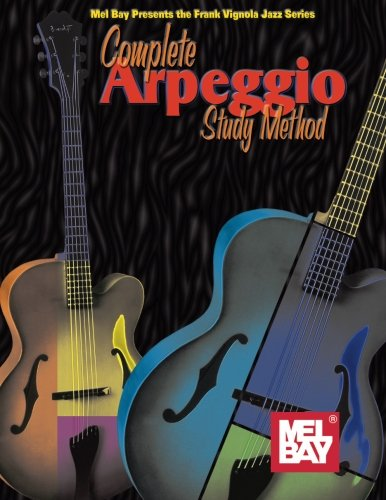 9780786613625: Complete Arpeggio Study Method (Vignola Play Along)