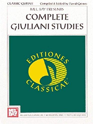 9780786614332: Complete Giuliani Studies (Editiones Classicae)