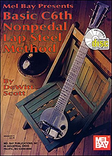 9780786614493: Basic C6th Nonpedal Lap Steel Method (Book/CD)