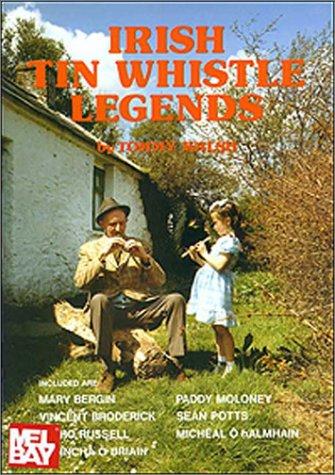 9780786616046: Irish Tin Whistle Legends