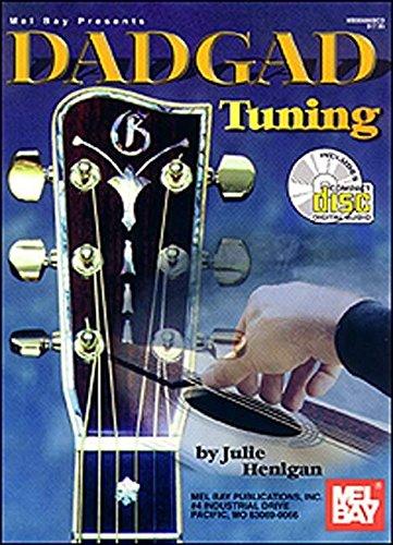 Mel Bay DADGAD Tuning (Book/CD): Henigan, Julie