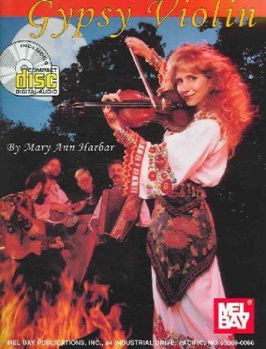 9780786616510: Mel Bay's Gypsy Violin