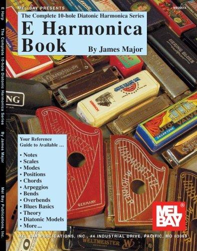 9780786616633: Mel Bay Complete 10-Hole Diatonic Harmonica Series: E
