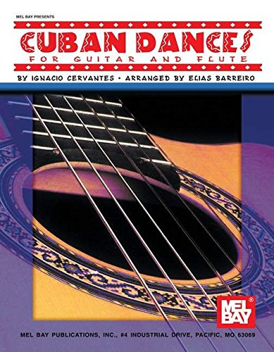 9780786616787: Cuban Dances for Guitar & Flute