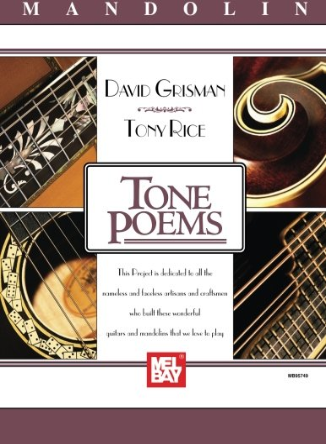 9780786617470: Mel Bay Presents Tone Poems for Mandolin
