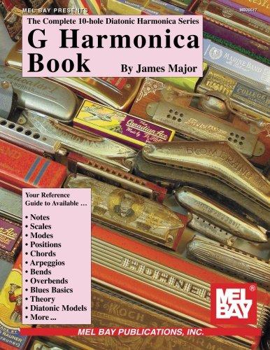 9780786617722: G Harmonica Book
