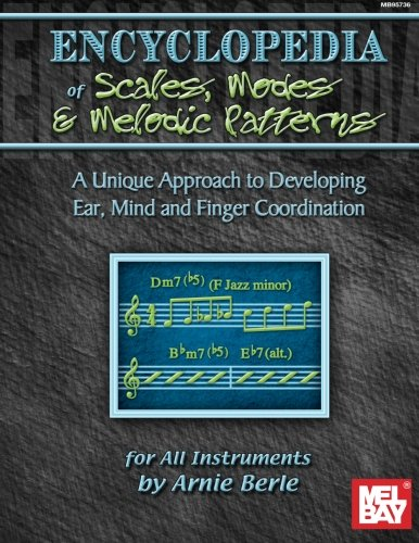 9780786617913: Mel Bay's Encyclopedia of Scales, Modes and Melodic Patterns: An Unique Approach to Developing Ear, Mind and Finger Coordination for All Instruments