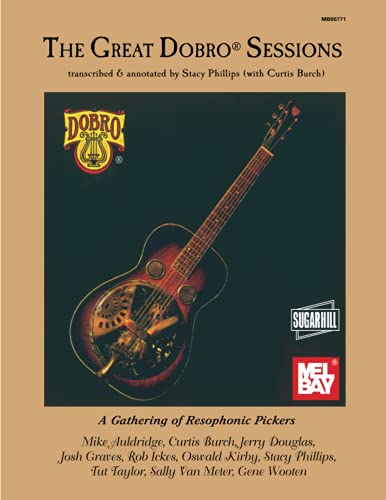 9780786620814: The Great Dobro Sessions