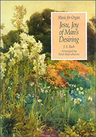 9780786622078: Music for Organ Jesu, Joy of Man's Desiring J.s. Bach