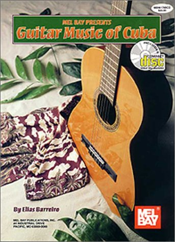 9780786623037: Guitar Music of Cuba