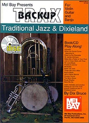 9780786625093: Mel Bay Presents Trax Backup (Traditional Jazz & Dixieland)