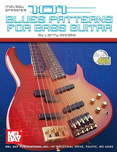 9780786625598: 101 Blues Patterns for Bass Guitar