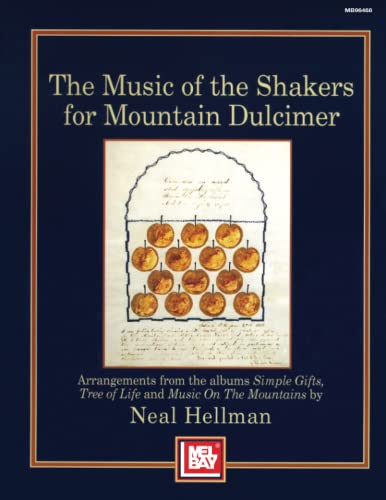 9780786625970: Music of the Shakers for Mountain Dulcimer (Gourd Music)