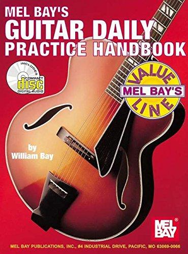 9780786627073: Mel Bay Guitar Daily Practice Handbook