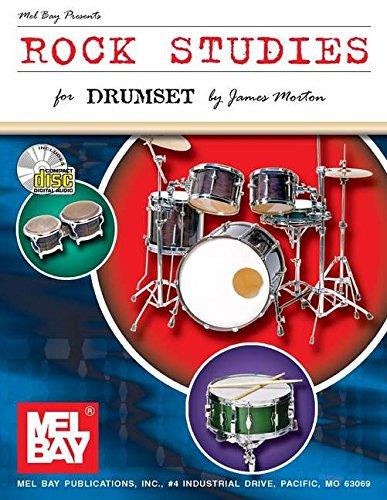 9780786627097: Mel Bay Rock Studies for Drum Set