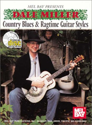 Mel Bay Country Blues and Ragtime Guitar Styles